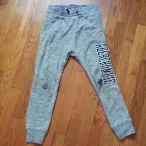 ABERCROMBIE Boys Jogger Sweatpants